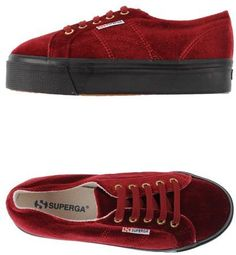SUPERGA Low-tops & trainers
