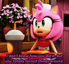 Sonic Boom Episode 27 Chez Amy