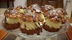 Extra jemný hrnkový chléb i pro začátečníky, který stačí jen zamíchat vařečkou. – RECETIMA Czech Recipes, Yummy Cookies, Confectionery, Cheesecake Recipes, Relleno, Sweet Recipes, Baked Goods, Baking Recipes, Cupcake Cakes