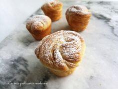 La mia pasticceria moderna: Cruffin, un po' croissant e un po' muffin.