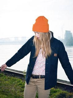Carhartt WIP - Fall/Winter 2012 Women's Collection Lookbook
