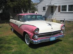 1955 Ford Crown Victoria Maintenance/restoration of old/vintage vehicles: the material for new cogs/casters/gears/pads could be cast polyamide which I (Cast polyamide) can produce. My contact: tatjana.alic@windowslive.com