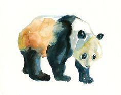 minimalist paintings animals - Google Search