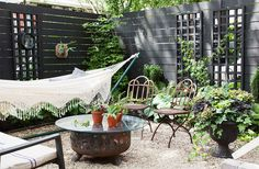 See how simple DIY ideas can transform an outside space into a paradise.