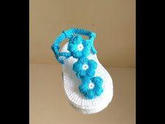 Tênis VANS de crochê - Tamanho 09 cm - Crochet Baby Yara Nascimento - YouTube Crochet Bebe, Crochet Art, Learn To Crochet, Crochet For Kids, Crochet Crafts, Crochet Projects, Crochet Baby Shoes, Crochet Baby Booties, Knitting Patterns