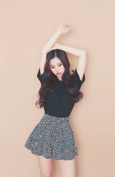 Ulzzang Style, Korean Fashion, Shinchia ♥
