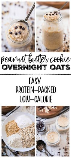 If you're as obsessed with overnight oats as I am, you can never have too many combinations! These Peanut Butter Cookie Overnight Oats made w/ @Silk from @Walmart are the EASIEST, better-for-you, protein-packed breakfast of all time, and so delicious. AD #ProgressIsPerfection #cbias