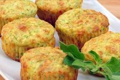 Kick-Ass Zucchini Muffins Source by khalimendik Bulgarian Recipes, Russian Recipes, Zucchini Muffins, True Food, Easy Eat, Baking Recipes, Healthy Recipes, Supper Recipes, Banana Bread Recipes