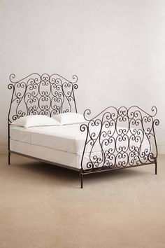 Autumn Filigree Bed by Anthropologie on HeartThis