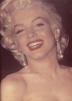 Marilyn's beautiful smile...