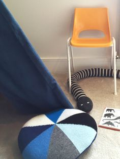 Add textiles and soft toys to your kids room - See more at http://www.oddsockoddshoe.co.uk/