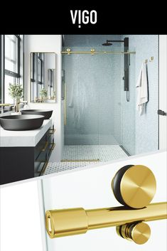 FREE SHIPPING ON ALL VIGO SHOWER DOORS