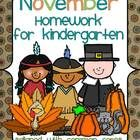 This packet include four weeks of homework for Kindergarteners. Each activity aligns with Common Core Standards.