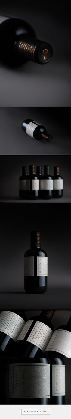 Perdisacca extra virgin olive oil packaging design by Beton - http://www.packagingoftheworld.com/2017/10/perdisacca.html