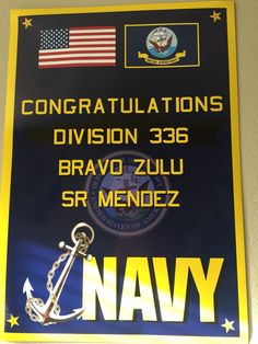 Us Navy Pir Boot Camp Graduation Hotel Room Door