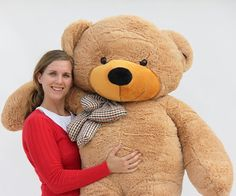 Top Amazon Cool Products: 10 Huge Plush Animals for Extra Large Hugs