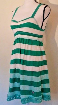 Victoria's Secret Women's Dress Size Small Sleeveless Striped Multi-Color Beach | Clothing, Shoes & Accessories, Women's Clothing, Dresses | eBay!