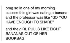 this sounds exactly like something one of my friends would do hahaha