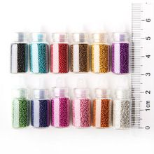Manicures/Pedicures Nail Art Decorations Rhinestones For Nails Caviar Nails Art 12 Colors YNA-0031(China (Mainland))