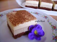Fantastický zákusok, ak milujete gaštany a karamel. Tiramisu, Food And Drink, Baking, Ethnic Recipes, Gardening, Bakken, Lawn And Garden, Tiramisu Cake, Backen