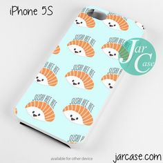 sushi hee hee Phone case for iPhone 4/4s/5/5c/5s/6/6 plus