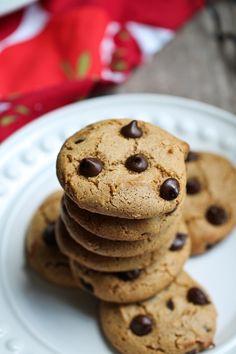 Oat-Free Vegan Classic Chocolate Chip Cookies - The Vegan 8