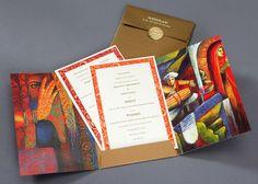 Elegant Wedding Cards by Dhruv Co. Wedding Cards, Wedding Invitations, Delhi Ncr, Elegant Wedding, Map, Books, Wedding Ecards, Libros, Location Map