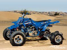 ATV Duncan Racing Dune Runner