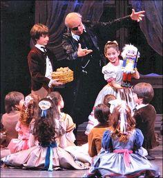 Nutcracker, Kalie was Clara one year in the Nutcracker Ballet , it was so much fun