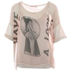 Stay cool during the heatwave with this light shirt by rosaandfriends