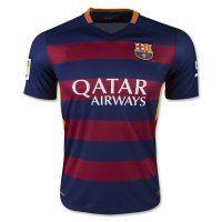 FC BARCELONA 2015-16 Season HOME SOCCER JERSEY
