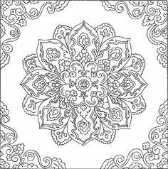 Mandala Kleurplaten Rozen.9 Best Art Images Coloring Book Coloring Books Coloring Pages