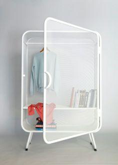 HAROLD - metal cabinet, design by Jesse Visser