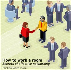"""Follow """"Darling"""" as she networks her way through a busy conference. Networking like a pro takes practice, so you many want to rehearse just one or two of these great strategies at a local event to prepare for your glorious networking future!"""