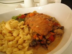 Bakoňské bravčové plátky na smotane | Míniny recepty