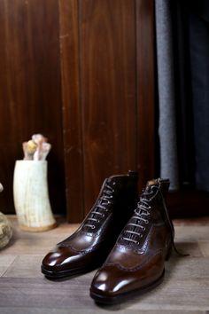 Saint Crispin's Balmoral Boot