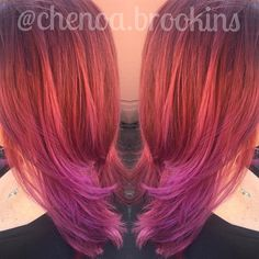 Red to Pink Ombre by Chenoa at Urban Betty.jpg