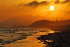 #Sunset #tramonti: Castiglione della Pescaia, Maremma, Tuscany