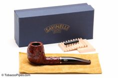 TobaccoPipes.com - Savinelli Alligator Brown 173 Tobacco Pipe, $108.00 #tobaccopipes #smokeapipe (http://www.tobaccopipes.com/savinelli-alligator-brown-173-tobacco-pipe/)