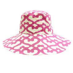 Roberta Freymann sun hat - must have for summer Beach Accessories, Fashion Accessories, Roberta Roller Rabbit, So Creative, Cata, Just For Fun, Sun Hats, Beach Hats, Hats For Women