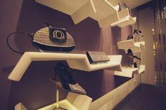 Audelade- Shelves