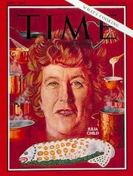 Learn how to cook, try new recipes, learn from your mistakes, BE FEARLESS and above all, have fun! ~Julia Child Julia Child. Her name alone makes me smile. I don't think there is a Foodie that hasn't been influenced by Julia Child at some point in their lives. I can still remember the first