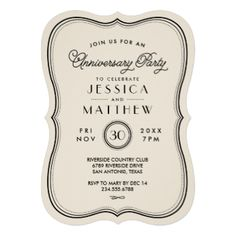 60th Birthday Party Invitations /& Envelopes Champagne Gold Click Customize Now for prices