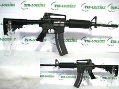 Walther, M4 22LR  #categorieB #carabinesetfusilsdechasse #carabines #waltherM4