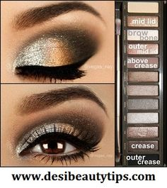 metallic shades