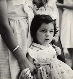 "Zofia Rydet photograph of the ""little man"", Yugoslavia, 1961"