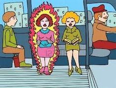 fourfancy: Menopausa, questa conosciuta...!