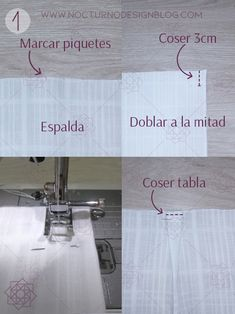 Blusa con puños en gola + molde gratis – Nocturno Design Blog Design Blog, Diy, Clothes, Home, Amor, Frases, Shirt Sewing Patterns, Sewing Patterns Free, Sewing Stitches