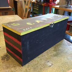 boîte en bois (10eH)