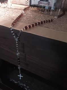 Table or wall rosaries  beautiful gift for by Rosariesaccessories